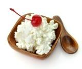 Вкусная творожно- фруктовая диета